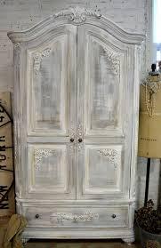 white wood wardrobe armoire shabby chic bedroom. Romantic Shabby Chic Bedroom Decor And Furniture Inspirations (81) White Wood Wardrobe Armoire O