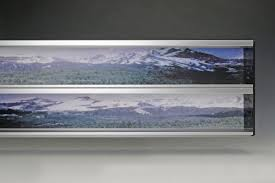 country background series 2000 display shelves