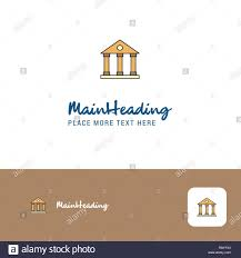 Villa Logo Design Creative Villa Logo Design Flat Color Logo Place For