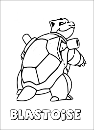 Small Picture Mega Blastoise Ex Coloring PagesBlastoisePrintable Coloring
