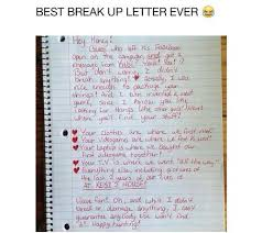 Sarcasm On Twitter Best Breakup Letter Ever Http T Co Y1uwfjvxaj