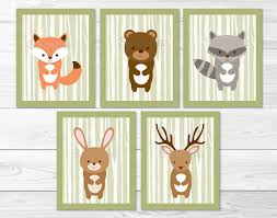 il 570xn on forest animal nursery wall art with woodland forest animal nursery wall art woodland animal nursery