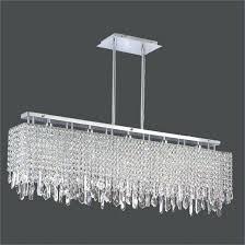 rectangular crystal chandelier crystal drop chandelier linear crystal chandelier within rectangular crystal chandelier rectangular crystal chandelier