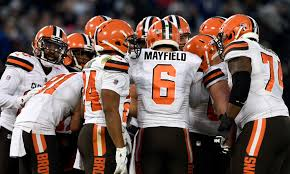 Browns Qb Depth Chart Predicting The Browns Depth Chart After The 2019 Nfl Draft