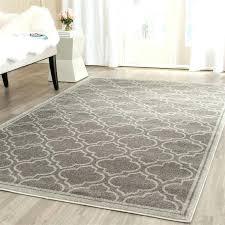 trendy design gray area rug rugs 8x10 sears canada strikingly beautiful