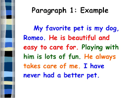 write a paragraph about your favorite animal write about my favorite animal is a