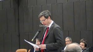 Il ministro Andrea Orlando a Genova - Foto, Photogallery