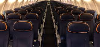 Sun Country First Class Seating Chart First Look At Sun Countrys New Smaller Seats Thrifty