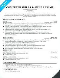 What To Put In A Resume Interesting Skills To Put On Resumes Colbroco
