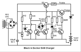 drill3 frankenstein's fix the dead drill ee times on cordless drill battery wiring diagram