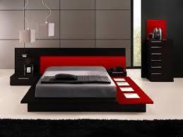 black modern platform bed. Stunning Platform Bedroom Sets King Your Inspiration Contemporary Regarding Modern Black Bed G
