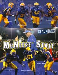 Mcneese Football Seating Chart 2010 Mcneese State Football Media Guide By Pamela Lafosse