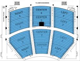 Branson Famous Theatre Seating Chart Welk Resort Theater Seating Chart Branson Mo