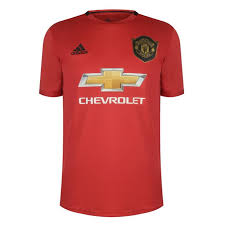Adidas Manchester United Home Shirt 2019 2020