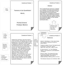 Example Of Apa Essay Paper Thesis Writing Using Apa Format Slideshare
