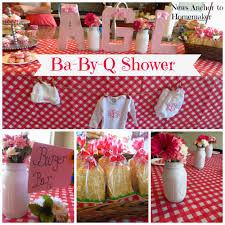 ... DIY Amazing Design Bbq Baby Shower Decorations Ingenious Idea Ba By Q  Co Ed Barbecue Themed ...