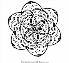 Small Picture Realistic Flower Coloring Pages Coloring Pages