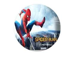 Spiderman Edible Cake Topper 7 For Sale In Dalkey Dublin From Flour