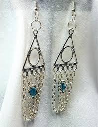 geometric chandelier earrings geometric stone earrings natural crystal chandelier