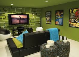 Media Room #1. View Colours