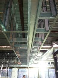interior metal framing. Shaftwall Systems To Create Enclosed Rated Walls We Provide Our Clients Horizontal, Vertical And Soffit For Stairwell, Elevator, Mechanical Interior Metal Framing