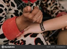 žena Henna Tetování Stock Fotografie Juanjegarrido 183373626