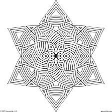 Small Picture Free Printable Mandala Coloring Pages Shapes Page 1 of 2