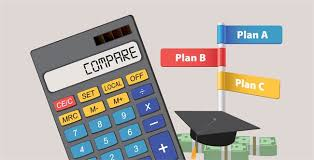 payment calculator student loan breaking down the student loan repayment options