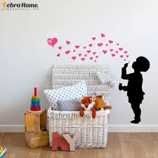 diy boys love heart bubble wall stickers for baby bedroom art vinyl murals wallpaper for nursery on diy baby boy wall art with diy boys love heart bubble wall stickers for baby bedroom art vinyl