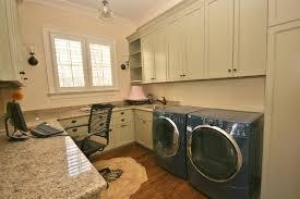 Custom Home traditional-laundry-room