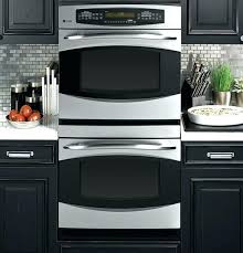 ge profile double oven. Ge Profile 30 Double Oven Monogram Wall Appliance Repair .
