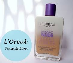loreal paris magic liquid powder foundation review swatches