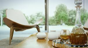 Modern Living Room Furniture For Single Story Modern Cottage In Israel