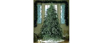 artificial trees with lights lit clear time treasures outdoor solar the range tre