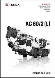 Terex Demag Ac 60 3 Chart Movie Posters