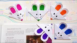 Design Bookmarks How To Make Bookmarks Easy Origami Bookmark Corners Bookmark Design For Kids Maison Zizou