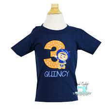 Umizoomi Embroidery Design Bot Shirt Milli Geo Shirt Umizoomi Shirt Birthday Shirt