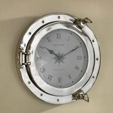 excellent ideas porthole wall clock photo clocks