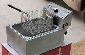 Review bếp chiên nhúng điện đơn mini