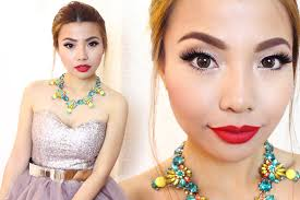 prom 2016 make up for filipina s using s you