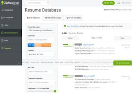 Ziprecruiter Resume What Is ZipRecruiter Features Pricing How It Works 4