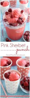 Punch For Girl Baby Shower