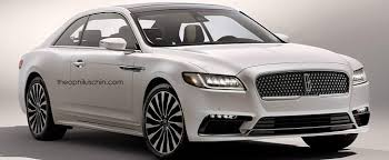 2018 lincoln continental coupe. contemporary continental 2017 lincoln continental coupe rendered why ford shouldnu0027t build this   autoevolution to 2018 lincoln continental coupe