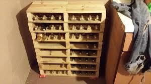 pallet wine rack. Diy Pallet Wine Rack