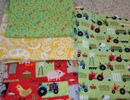 Farm baby quilt – part one | Quilting Sewing Creating & The fabrics are great, I really like them and the colors. I was a bit  hesitant about the yellow bandana inspired fabric but I've decided baby  boys and baby ... Adamdwight.com