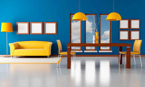 Modern Colorful Living Room Interior Living Room Inspiring Yellow Living Room Yellow Room