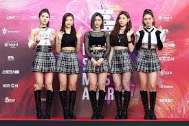 ITZY Are Maybelline's New Global Spokesmodels