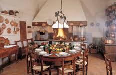 Arredamento Toscano Foto : La cucina nei casali in toscana design arredamento