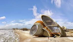 Spanish designer Dionisio Gonzalez dreams up fictitious beach houses for  Dauphin Island in the Gulf of Mexico.