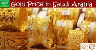 Gold Price In Saudi Arabia Ksa In Riyal Sar